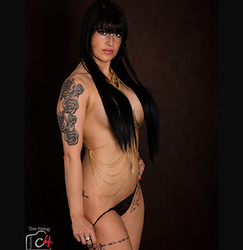 Stripperin aus Kassel